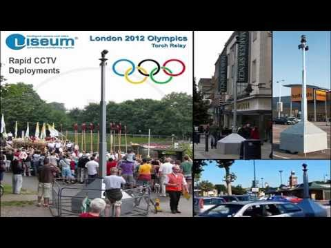 Viseum References and Endorsements Olympics CCTV