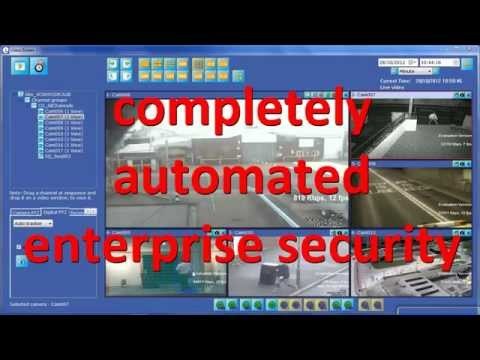 Intelligent Video Management System (VMS) Command Control