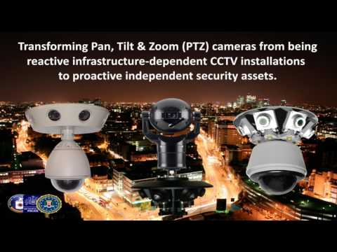 Intelligent CCTV Panoramic Security Camera