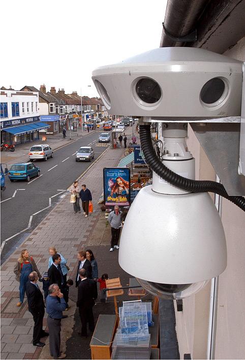 UK CCTV camera