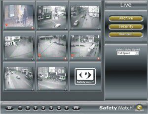 Video Analytics Software GUI