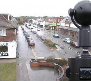 Police CCTV Cameras - Surrey