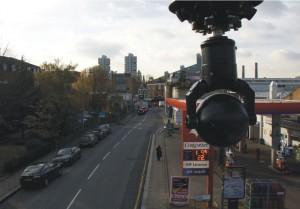 Community Law Enforcement Cameras