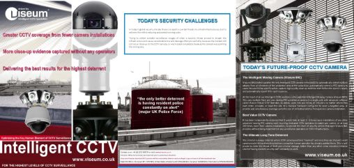Stand alone Intelligent CCTV