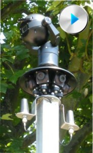 Rapid Deployment CCTV Trailer Mast video