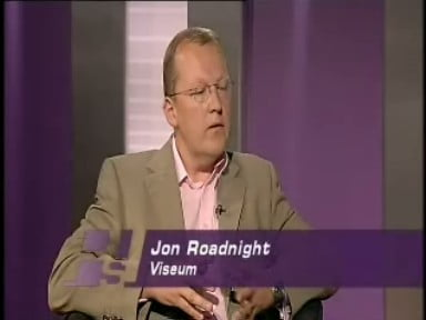 Jon Roadnight Viseum - BBC The Politics Show