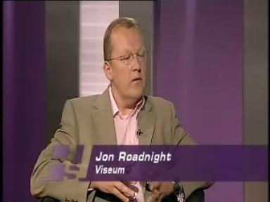 Jon Roadnight Viseum - BBC The Politics Show