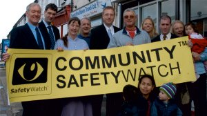 Community SafetyWatch® - community CCTV