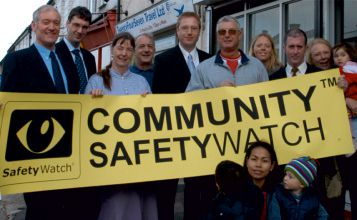 Community SafetyWatch® Fully Automated CCTV Security & Surveillance Service