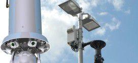 Panoramic Security Camera