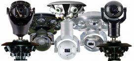 Panoramic CCTV Camera