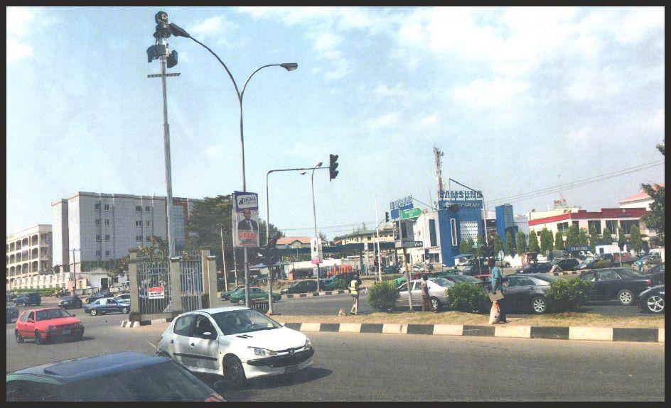 CCTV Nigeria - city surveillance