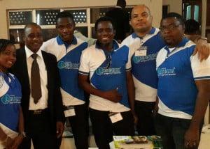 Viseum team - CCTV Nigeria