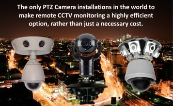 CCTV Camera and Software Installation