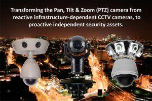 CCTV Cameras UK - transforming PTZ cameras into assets