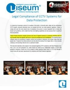 CCTV Privacy and Compliance Audits