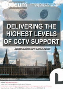 Viseum technology and CCTV support strengths - London training